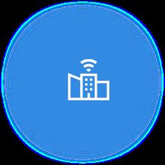 Icono Infraestructure & Connectivity